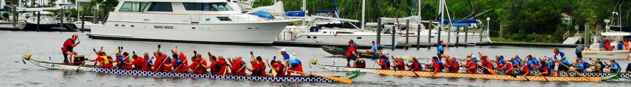Oriental Dragon Boat Club : Oriental, NC
